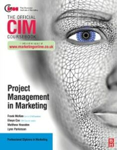 Foto Cover di CIM Coursebook: Project Management in Marketing, Ebook inglese di AA.VV edito da Elsevier Science