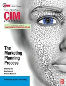 Foto Cover di CIM Coursebook: The Marketing Planning Process, Ebook inglese di Ray Donnelly,Graham Harrison, edito da Elsevier Science