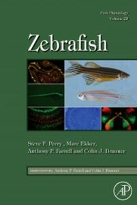 Ebook in inglese Fish Physiology: Zebrafish