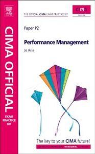 Foto Cover di CIMA Official Exam Practice Kit Performance Management, Ebook inglese di Jo Avis, edito da Elsevier Science