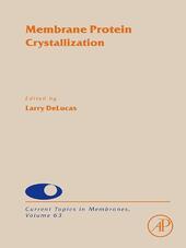 Membrane Protein Crystallization
