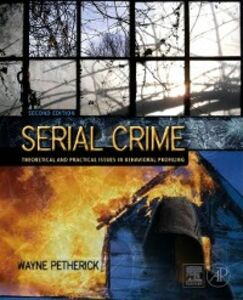 Ebook in inglese Serial Crime Petherick, Wayne