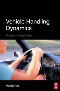 Ebook in inglese Vehicle Handling Dynamics Abe, Masato