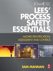 Lees'Process Safety Essentials