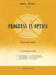 Ebook in inglese Progress in Optics Volume 24 -, -