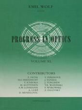 Progress in Optics Volume 40