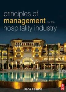 Foto Cover di Principles of Management for the Hospitality Industry, Ebook inglese di Dana Tesone, edito da Elsevier Science