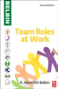 Ebook in inglese Team Roles at Work Belbin, R Meredith