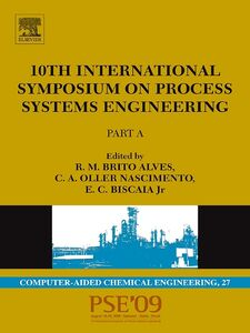 Foto Cover di 10th International Symposium on Process Systems Engineering--PSE2009, Ebook inglese di AA.VV edito da Elsevier Science