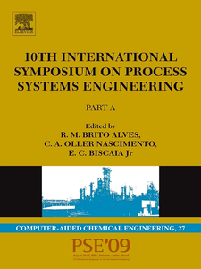 Ebook in inglese 10th International Symposium on Process Systems Engineering--PSE2009 -, -