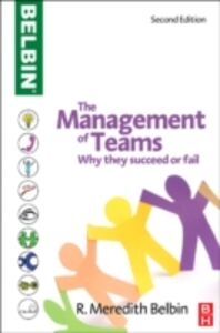 Ebook in inglese Management Teams Belbin, R Meredith