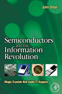 Ebook in inglese Semiconductors and the Information Revolution Orton, John W.