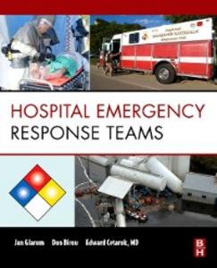 Ebook in inglese Hospital Emergency Response Teams Birou, Don , Cetaruk, Ed , Glarum, Jan