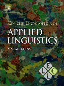 Ebook in inglese Concise Encyclopedia of Applied Linguistics