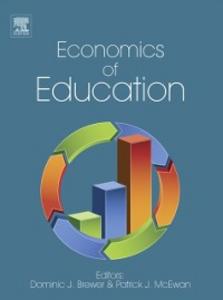 Ebook in inglese ECONOMICS OF EDUCATION -, -