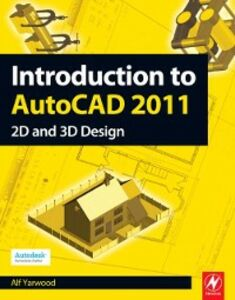Ebook in inglese Introduction to AutoCAD 2011 Yarwood, Alf
