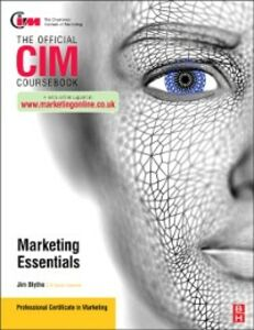 Ebook in inglese CIM Coursebook Marketing Essentials Blythe, Jim