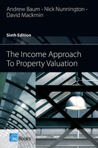 Ebook in inglese Income Approach to Property Valuation Baum, Andrew , Mackmin, David , Nunnington, Nick