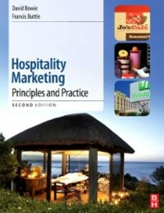 Ebook in inglese Hospitality Marketing Bowie, David , Buttle, Francis