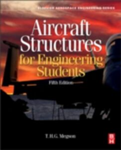 Foto Cover di Aircraft Structures for Engineering Students, Ebook inglese di T.H.G. Megson, edito da Elsevier Science