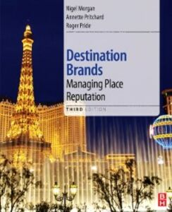 Foto Cover di Destination Brands, Ebook inglese di AA.VV edito da Elsevier Science