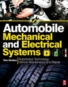Ebook in inglese Automobile Mechanical and Electrical Systems Denton, Tom