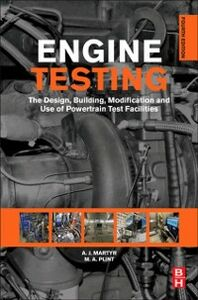Foto Cover di Engine Testing, Ebook inglese di A. J. Martyr,M A PLINT, edito da Elsevier Science