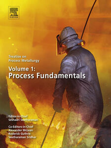 Foto Cover di Treatise on Process Metallurgy, Volume 1, Ebook inglese di  edito da Elsevier Science