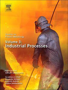 Ebook in inglese Treatise on Process Metallurgy, Volume 3