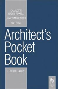 Ebook in inglese Architect's Pocket Book Hetreed, Jonathan , Ross, Ann