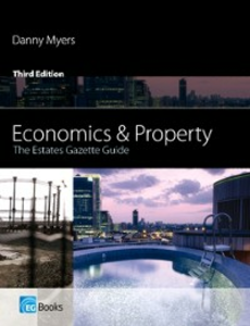 Ebook in inglese Economics and Property Myers, Danny