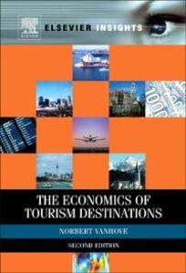 Ebook in inglese Economics of Tourism Destinations Vanhove, Norbert