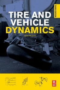 Foto Cover di Tire and Vehicle Dynamics, Ebook inglese di Hans Pacejka, edito da Elsevier Science