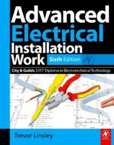 Ebook in inglese Advanced Electrical Installation Work Linsley, Trevor
