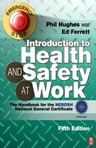 Ebook in inglese Introduction to Health and Safety at Work Ferrett, Ed , Hughes, Phil