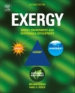 Ebook in inglese EXERGY Dincer, Ibrahim , Rosen, Marc A.