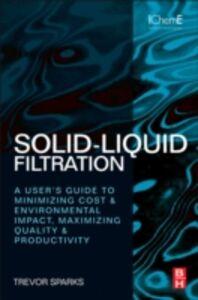 Ebook in inglese Solid-Liquid Filtration Sparks, Trevor