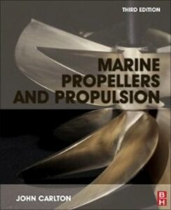 Foto Cover di Marine Propellers and Propulsion, Ebook inglese di John Carlton, edito da Elsevier Science