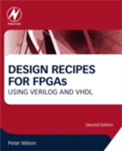 Ebook in inglese Design Recipes for FPGAs Wilson, Peter