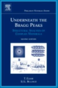 Ebook in inglese Underneath the Bragg Peaks Billinge, Simon J.L. , Egami, Takeshi