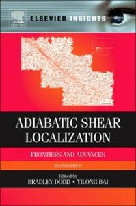 Ebook in inglese Adiabatic Shear Localization -, -