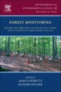 Ebook in inglese Forest Monitoring -, -