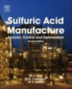 Ebook in inglese Sulfuric Acid Manufacture Davenport, William G. , King, Matt , Moats, Michael