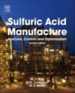 Ebook in inglese Sulfuric Acid Manufacture Davenport, William G. , King, Matt , Moats, Michael