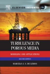 Ebook in inglese Turbulence in Porous Media Lemos, Marcelo J.S. de