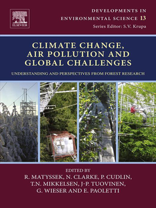 Ebook in inglese Climate Change, Air Pollution and Global Challenges -, -