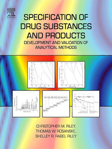Ebook in inglese Specification of Drug Substances and Products -, -