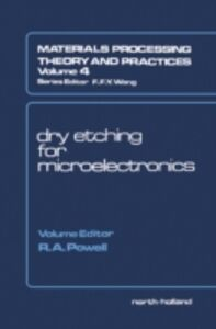 Ebook in inglese Dry Etching for Microelectronics -, -