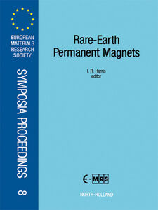 Ebook in inglese Rare-Earth Permanent Magnets -, -