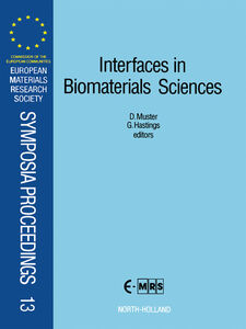 Ebook in inglese Interfaces in Biomaterials Sciences